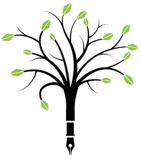 Goforwords tree logo at 275